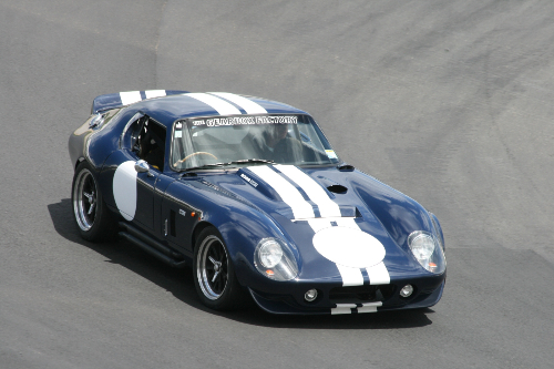 COBRA DAYTONA RACING AT HAMPTON DOWNS-309